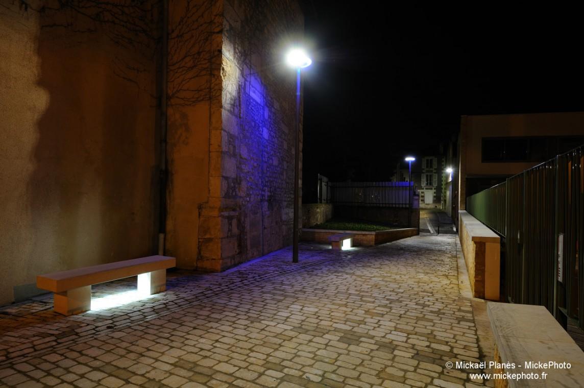 éclairage publique, SPIE, Poitiers