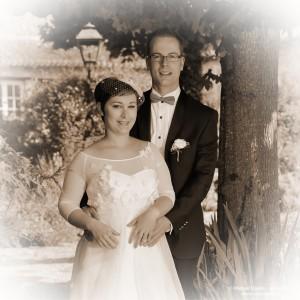 mariage, séance couple, vintage